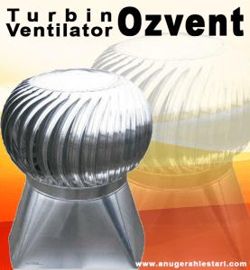 Jual Turbin Ventilator Ozvent Terbaru Termurah 2020
