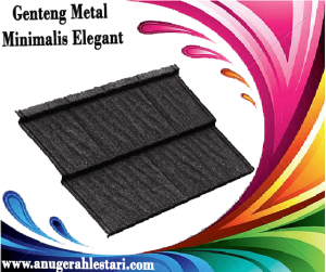 Jual Genteng Metal Minimalis Elegant Terbaru Termurah 2020