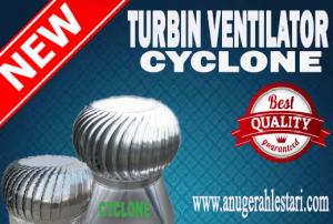 JUAL TURBIN VENTILATOR CYCLONE TERMURAH TERBARU 2021