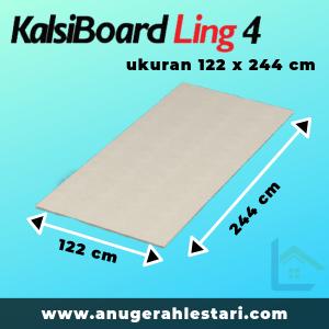 KALSIBOARD LING 4 mm