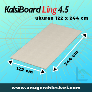 KALSIBOARD Ling 4.5 mm