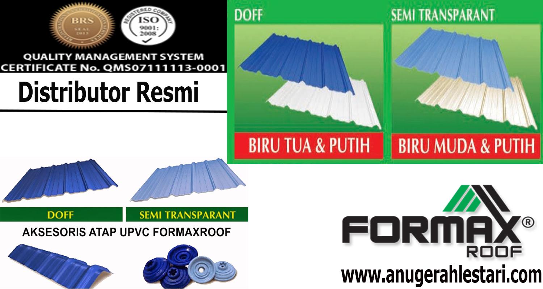 harga atap formax roof