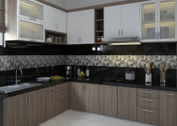 jasa pemasangan kitchen set