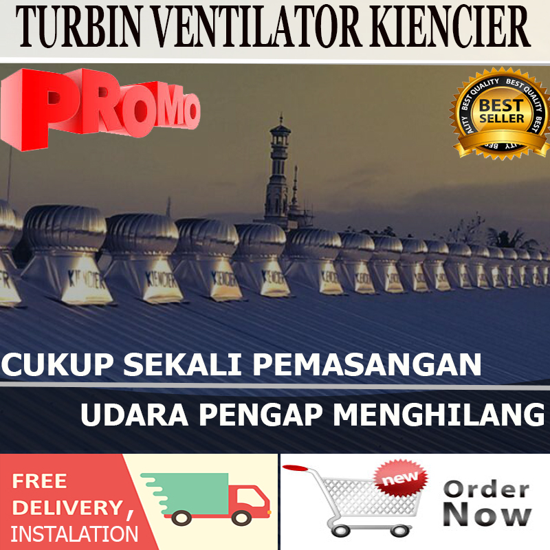 beli turbin ventilator