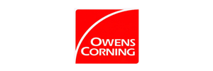 logo owens corning.