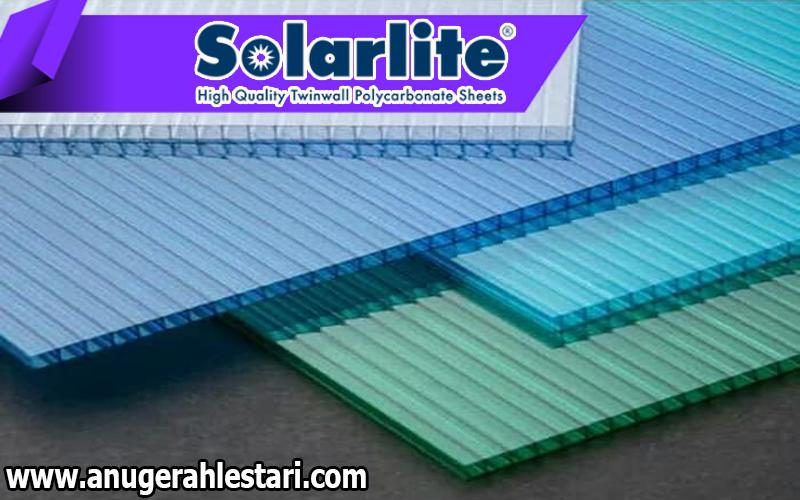jual atap polycarbonate solarlite