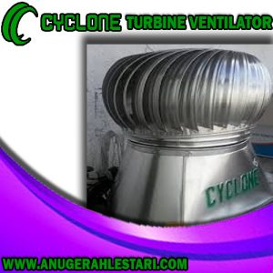 Turbin Ventilator Cyclone Termurah 2021