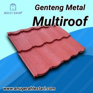 Harga Genteng Metal Multiroof Termurah Terbaru 2020