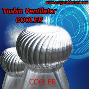 Turbin Ventilator Cooler Termurah 2020