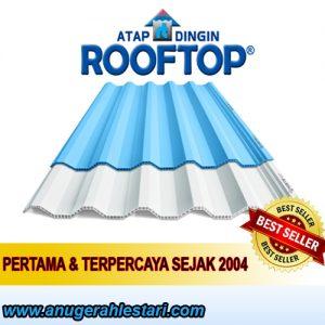 Harga Atap Rooftop Terbaru Termurah 2021