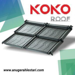 Harga Genteng Metal Koko Roof Terbaru Termurah 2020