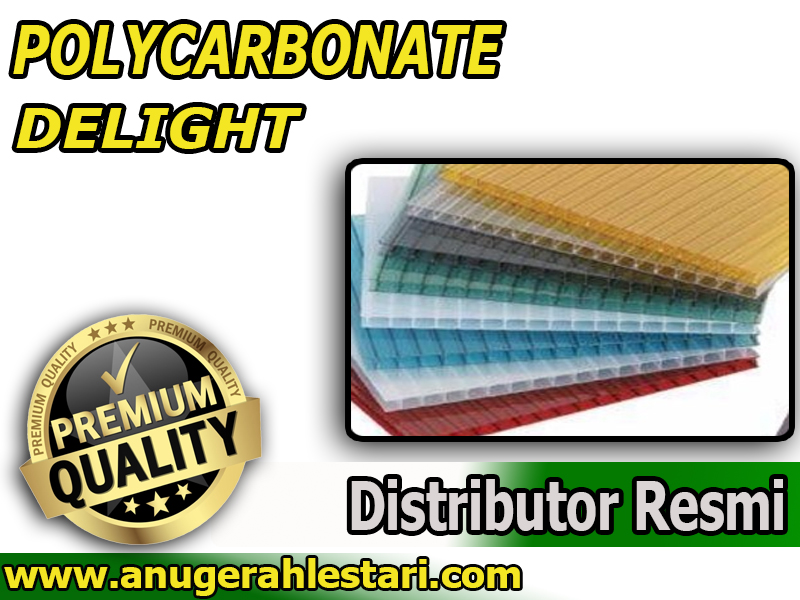 Atap Polycarbonate Sheet